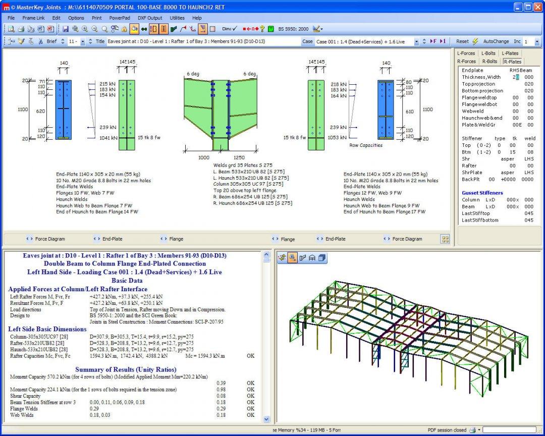Building Structural Design Spreadsheets Free Download With Steel Design Spreadsheet Download Frame Software Framecad Detailer