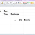 Business Excel Spreadsheet In Do You Run Your Business… On Excel?  Accelerate Growth  Vl Omni