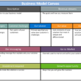 Business Plan Spreadsheet Example Intended For 6 Free Business Plan Templates  Aha!