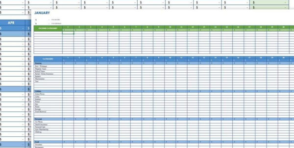Business Spreadsheet Income Expenses Within Free Expense Report Templates Smartsheet Inside Small Business