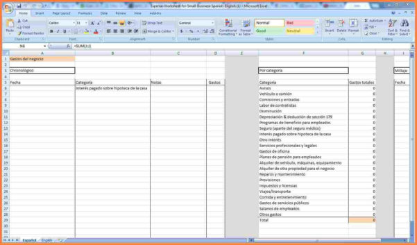 Business Tracking Spreadsheet Throughout 4  Business Expense Tracking Spreadsheet  Budget Spreadsheet