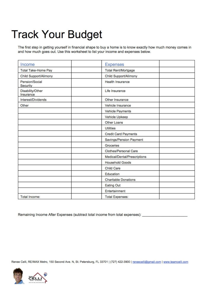 Buying A House Budget Spreadsheet For Buying House Budget Spreadsheet Template Planner Sheet Worksheet Use