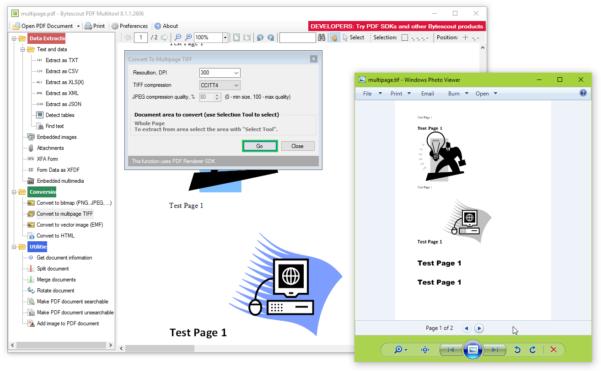 Bytescout Spreadsheet Pertaining To Bytescout Pdf Renderer Sdk  Easy Pdf Rendering, Library Render Pdf