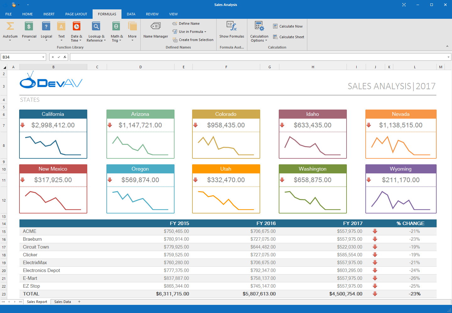 C# Spreadsheet Control Intended For Winforms Spreadsheet Control  Devexpress