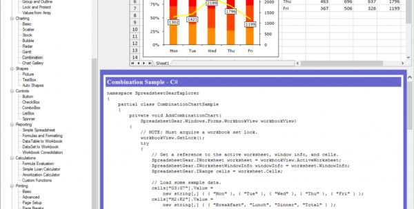 C# Spreadsheet For C# Spreadsheet Control  Aljererlotgd