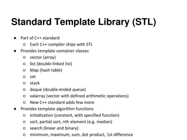 C   Spreadsheet Library Inside Standard Template Library In C   – Dltemplates