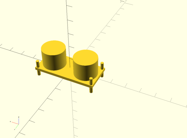 C   Spreadsheet Library Throughout Ditch Openscad For C    Hackaday