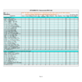 Cabinet Estimating Spreadsheets For Estimating Spreadsheets Invoice Template Construction Excel Cost