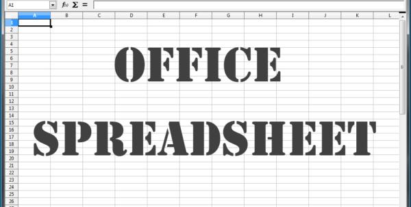 Calc Spreadsheet Regarding Libreoffice: Calc  Homepage