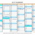 Calendar Excel Spreadsheet Download Regarding Calendar Excel Template Download  My Spreadsheet Templates