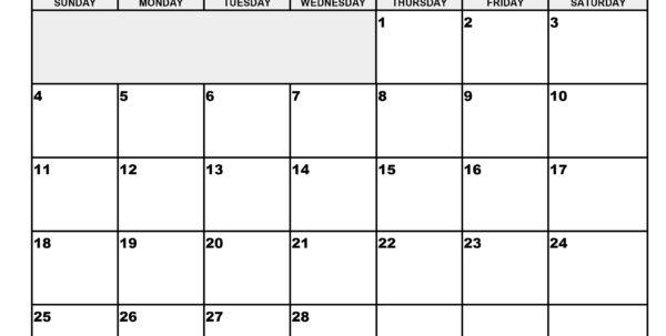 Calendar Spreadsheet 2018 With February 2018 Calendar Printable Templates