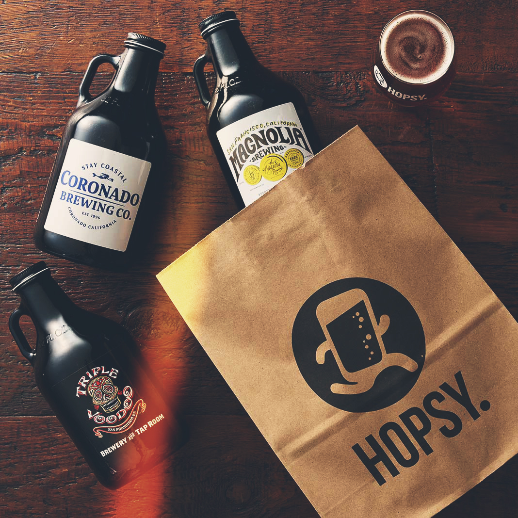 California Growler Fill Spreadsheet With Regard To Growler Delivery Startup Hopsy Opens San Diego Distribution Center