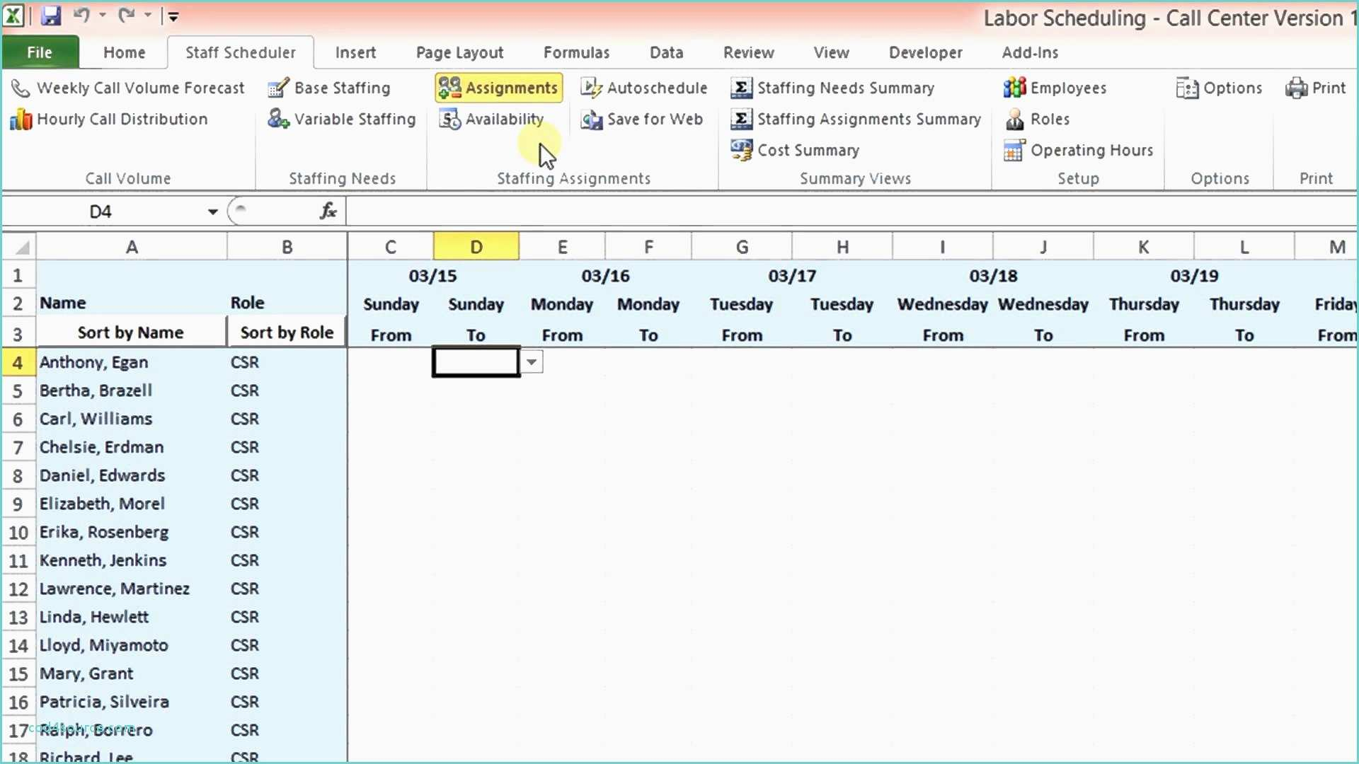 Call Center Scheduling Excel Spreadsheet Inside Resource Capacity Planning Template Excel Manufacturing Capacity