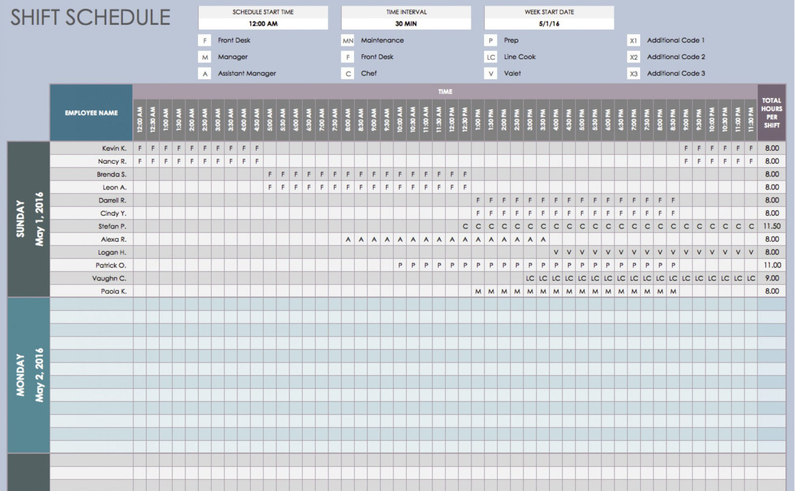 Call Center Shift Scheduling Excel Spreadsheet Intended For 016 Daily Work Schedule Excel Template Jpg ~ Ulyssesroom