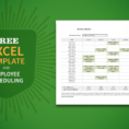 Call Center Shift Scheduling Excel Spreadsheet Throughout Example Of Excel Spreadsheet For Scheduling Employee Shifts On Call