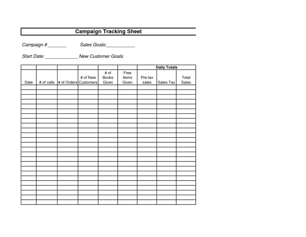 Call Tracking Spreadsheet Template With Regard To Sales Call Tracking Sheet Template Excel Spreadsheet