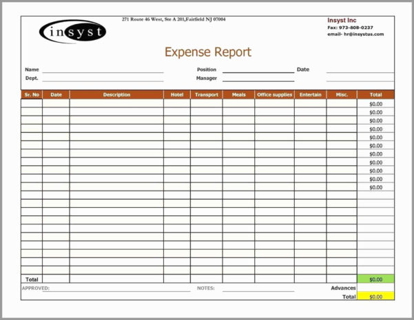 Cam Reconciliation Spreadsheet Within Columnar Pad Template For Excel Good Cam Reconciliation Template