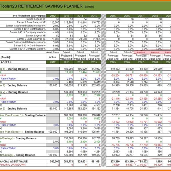 Canada Retirement Planning Spreadsheet For Retirement Planning Spreadsheet Canada Archives  Stalinsektionen