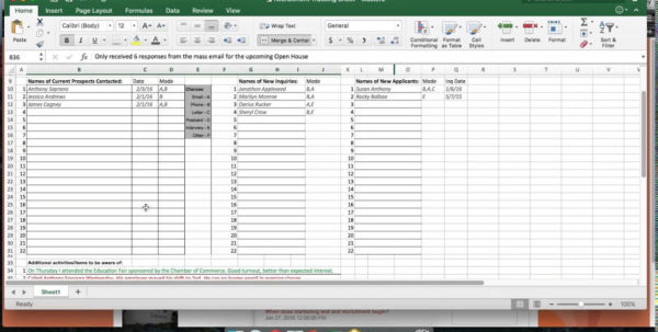 Candidate Tracking Spreadsheet Template Pertaining To Candidate Tracking Spreadsheet  Aljererlotgd
