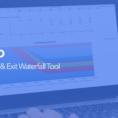 Cap Table Spreadsheet Template Regarding Cap Table  Exit Waterfall Tool  Foresight