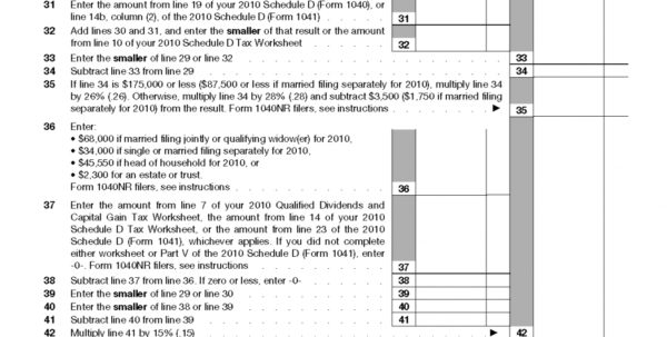 Capital Gains Tax Spreadsheet Shares For Form Templates K Capital Gains Worksheet Printables Qualified