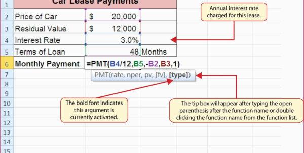 Car Buy Vs Lease Spreadsheet Regarding Auto Lease Calculator Spreadsheet Lease Vs Buy Equipment Spreadsheet