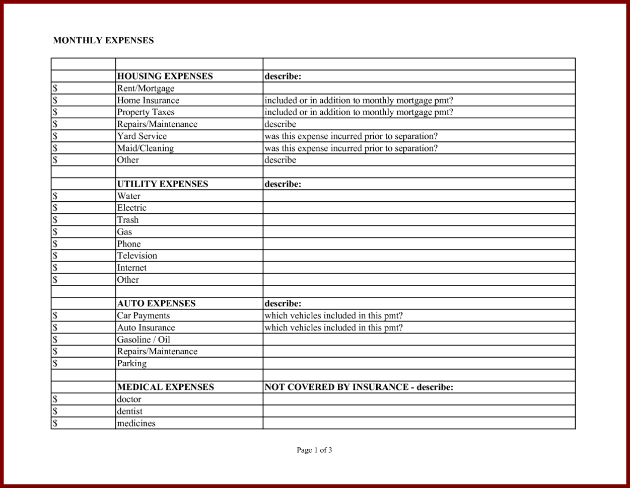 Car Expenses Excel Spreadsheet With Regard To Sample Expense Report Excel With Spreadsheet Accounting Templates