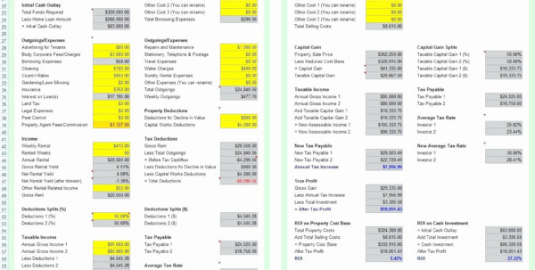 Car Lease Calculator Excel Spreadsheet For Lease Analysis Excel Template Lovely Car Lease Calculator Excel