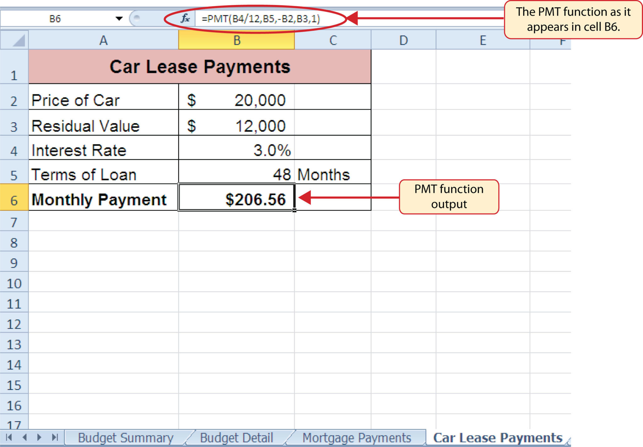 Car Lease Calculator Spreadsheet Google Spreadshee Car