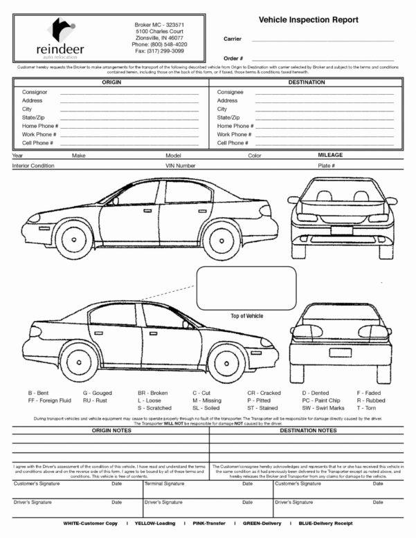 Car Maintenance Checklist Spreadsheet Regarding 013 Daily Vehicle Inspection Checklist Template ~ Ulyssesroom