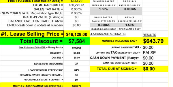 Car Shopping Spreadsheet For Example Of New Car Comparison Spreadsheet Shopping Elegant