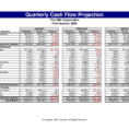 Cash Flow Forecast Spreadsheet With Business Cash Flow Spreadsheet Forecast Software Plan Projection Ib