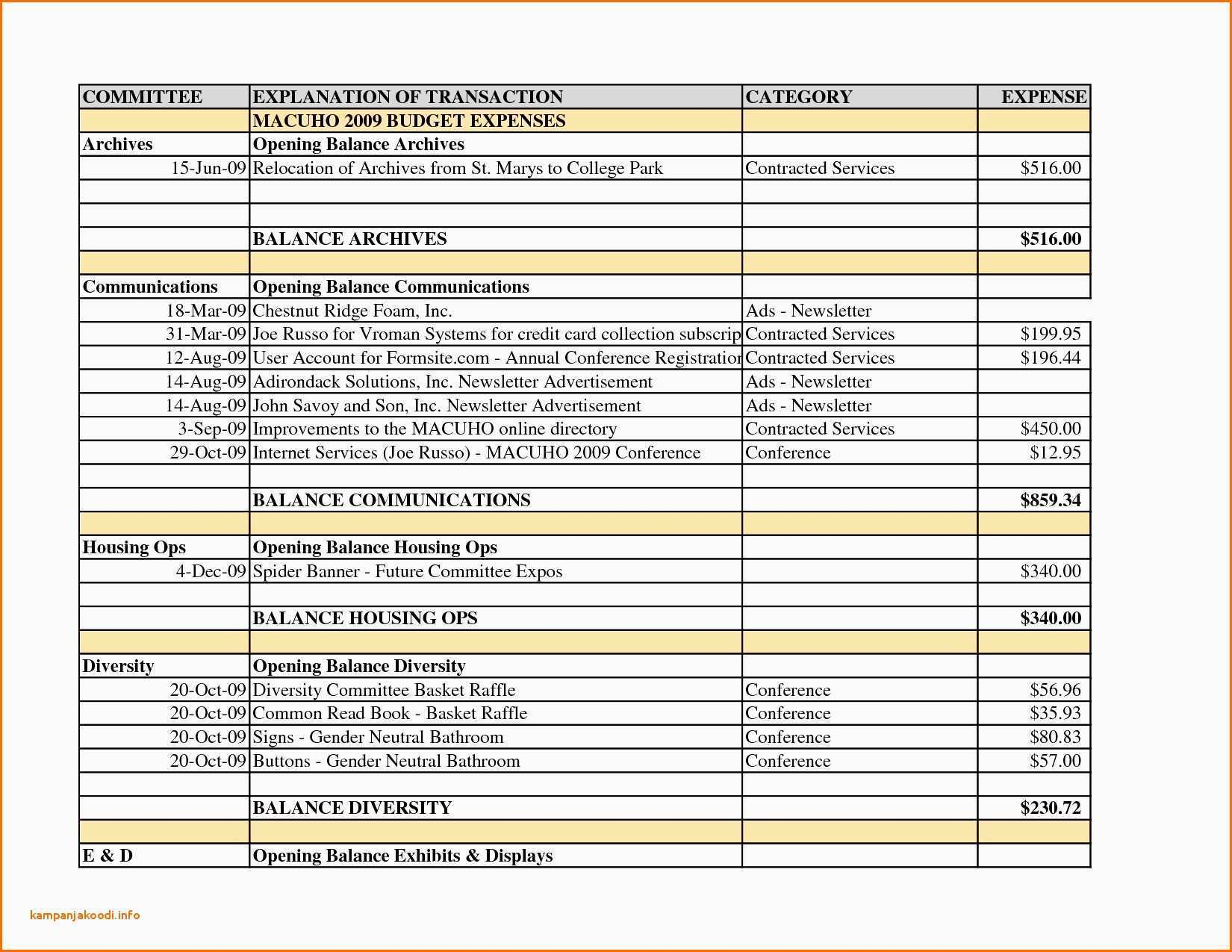 Catering Expenses Spreadsheet With Regard To Excel Spreadsheet Samples Business In E And Expenses Spreadsheet
