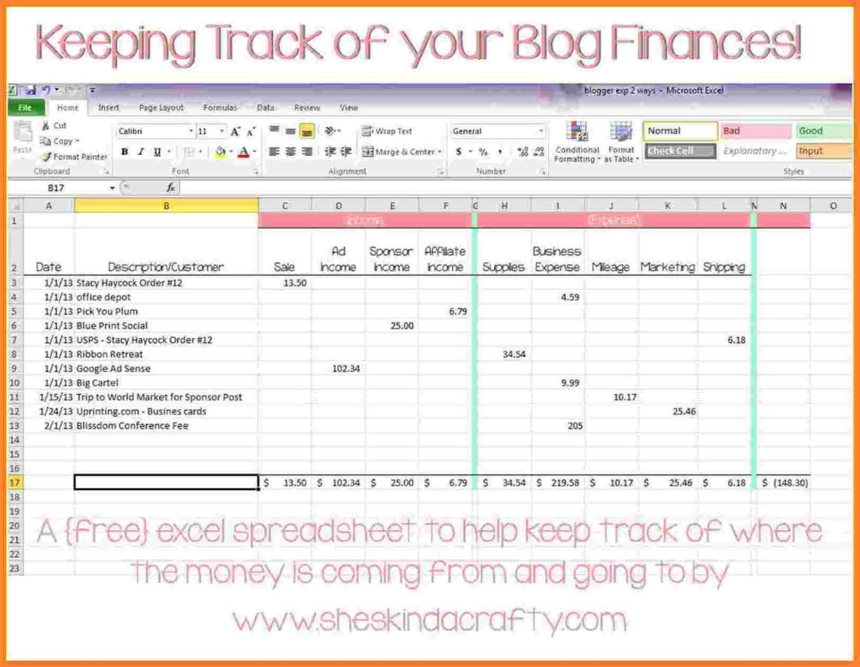 Cattle Expense Spreadsheet With Cattle Inventory Spreadsheet And 10 Personal In E And Expenses