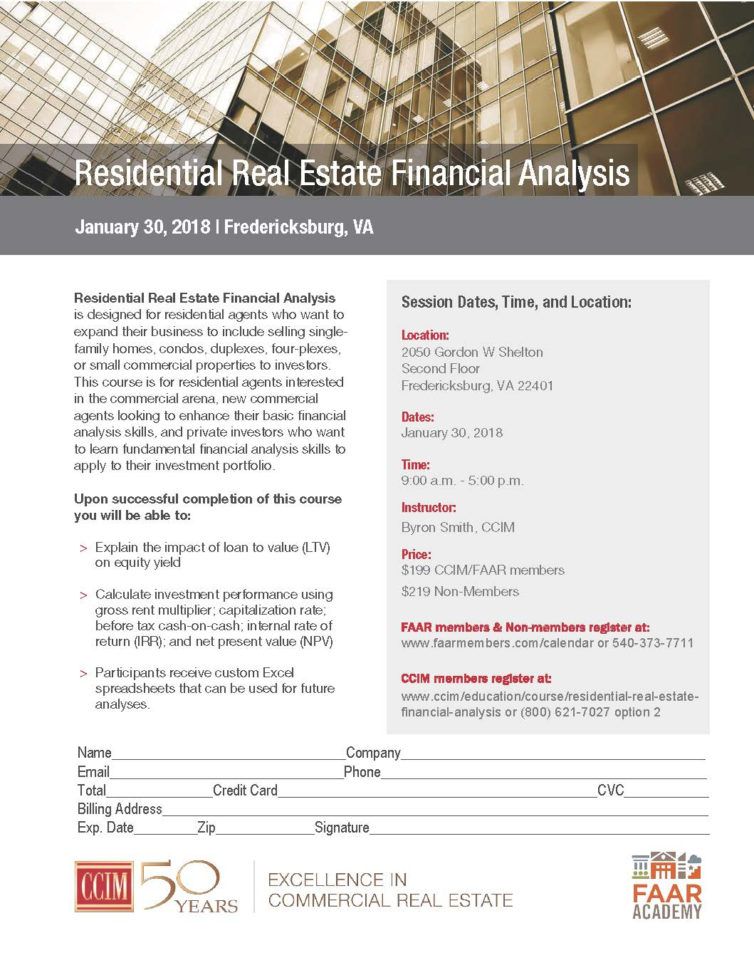 Ccim Excel Spreadsheets Regarding 1302017Residentialrealestatefinancialanalysisccim