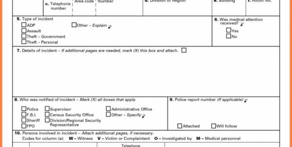 Census Spreadsheet Template For Incidentt Example Security Guard Naf Spreadsheet Template For Food