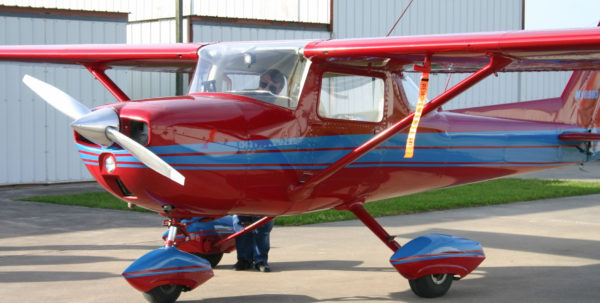 Cessna 150 Weight And Balance Spreadsheet In Cessna 150L » Bay Area Aero Club