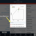 Cessna 206 Weight And Balance Spreadsheet Throughout How To Calculate Weight And Balance In Foreflight  Ipad Pilot News