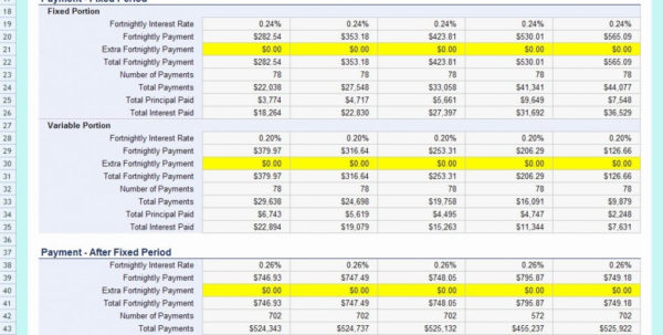 Chattel Mortgage Calculator Spreadsheet Throughout Example Of Chattel Mortgage Calculator Spreadsheet Amortization
