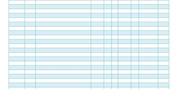 Check Register Spreadsheet Template Intended For 37 Checkbook Register Templates [100% Free, Printable]  Template Lab