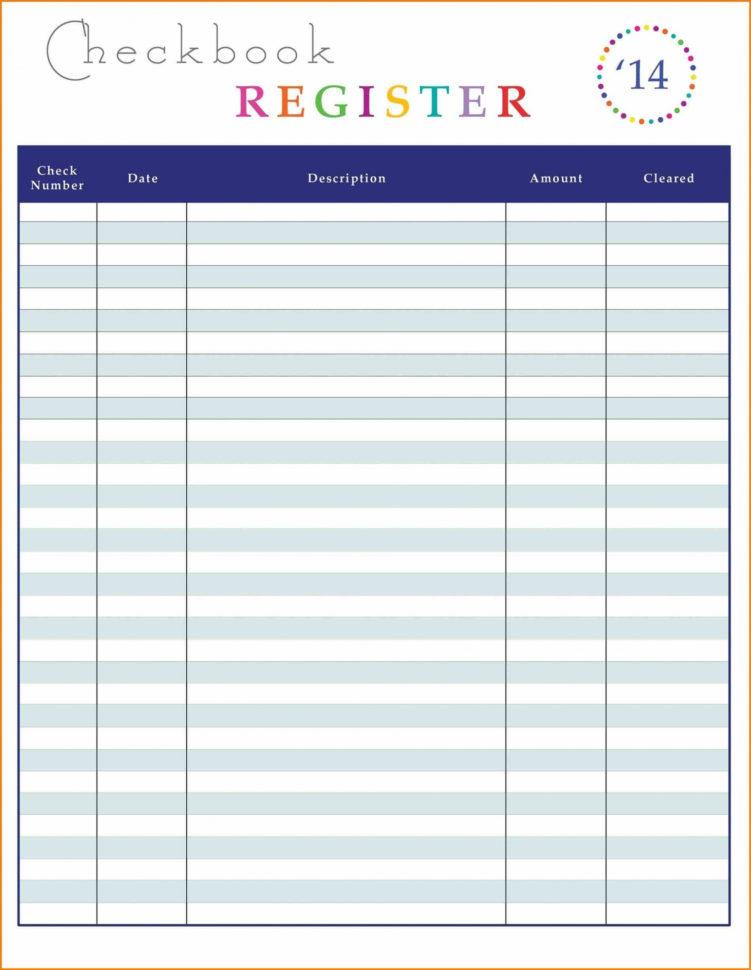 Checkbook Register Spreadsheet Excel For 002 Check Register Template Excel Fresh Checking Account Ledger