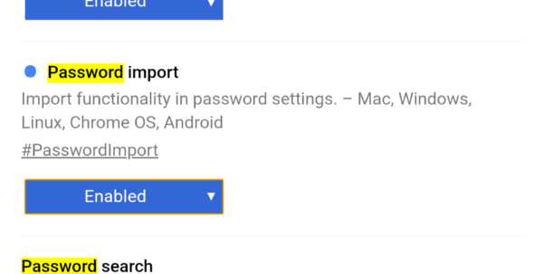 Chrome Spreadsheet Pertaining To Google Adds Exporting Feature For Saved Passwords To Chrome Canary