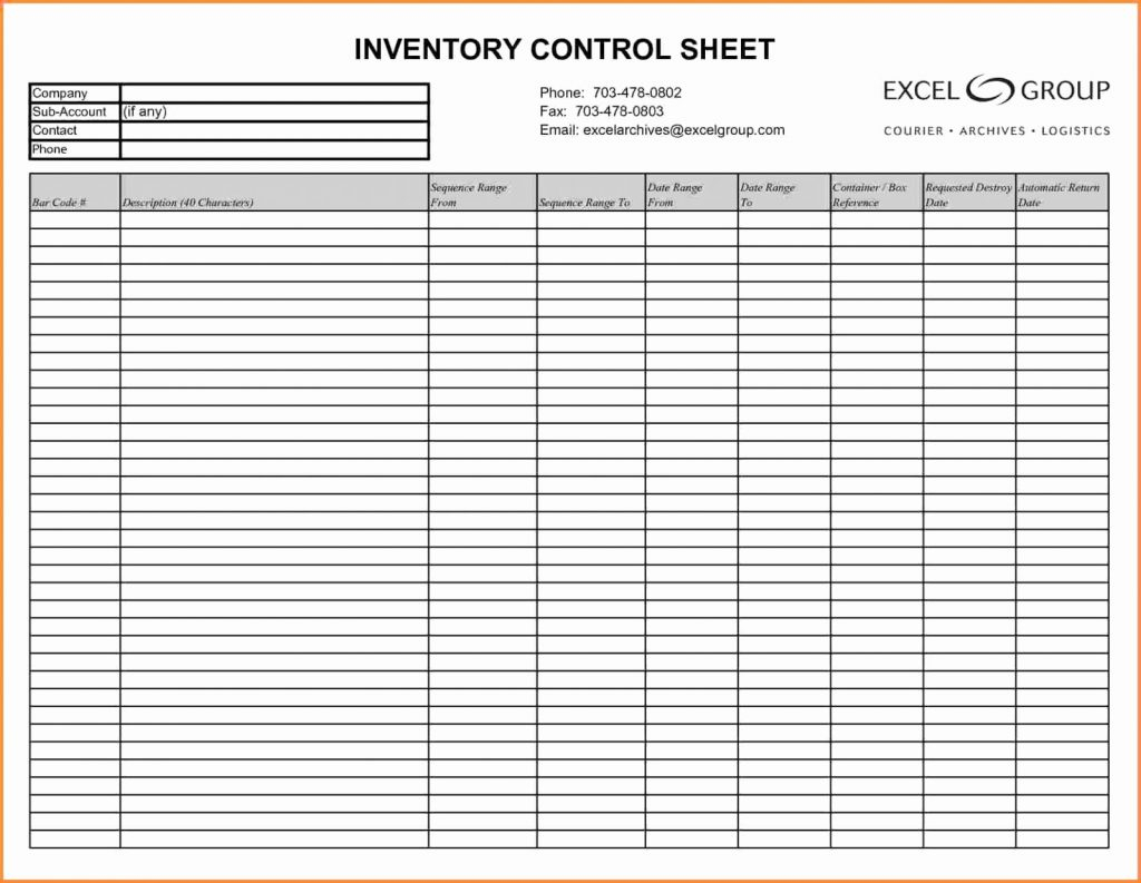Cigarette Inventory Spreadsheet Regarding Sample Bar Inventory Spreadsheet Sheet With New Template