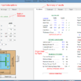 Circular Base Plate Design Spreadsheet Regarding Steel Beam, Column, Plate, Anchor, Connection Software  Asdip Steel