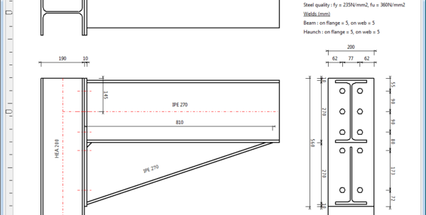 Circular Base Plate Design Spreadsheet Throughout Bolted And Welded Steel Connection Design Software
