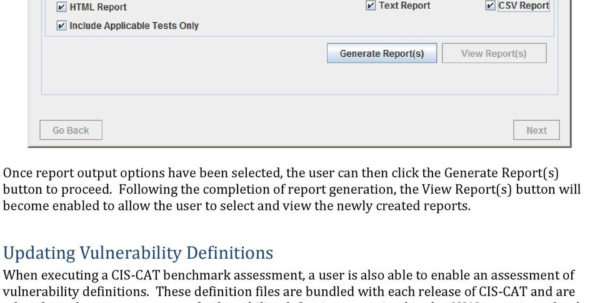 Cis Benchmark Excel Spreadsheet Inside The Center For Internet Security. Cis Configuration Assessment Tool