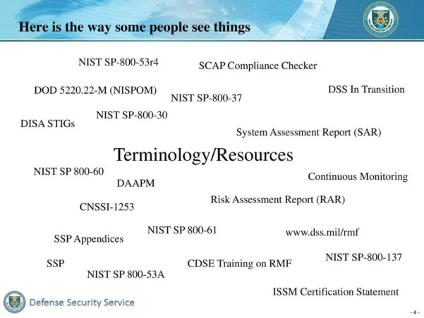 Cnssi 1253 Spreadsheet Regarding Defense Security Service Risk Management Framework Rmf  Ppt Download