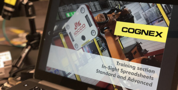 Cognex Spreadsheet Programming Inside Our People Have Something More! Iocco Technologies