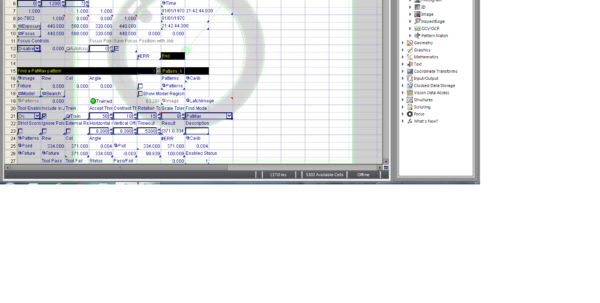 Cognex Spreadsheet Programming With Regard To Standardization As A Recipe For Success  Inspectonline  Imaging