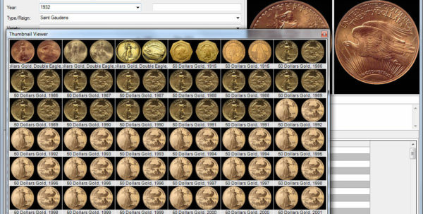 Coin Collecting Inventory Spreadsheet Intended For Coin Collecting Software  Ezcoin From Softpro